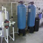 Métodos para desmineralizar agua con resinas intercambio ionico